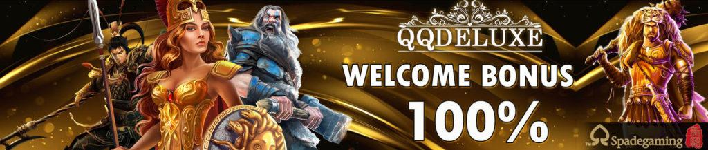 bonus welcome judi online terbesar
